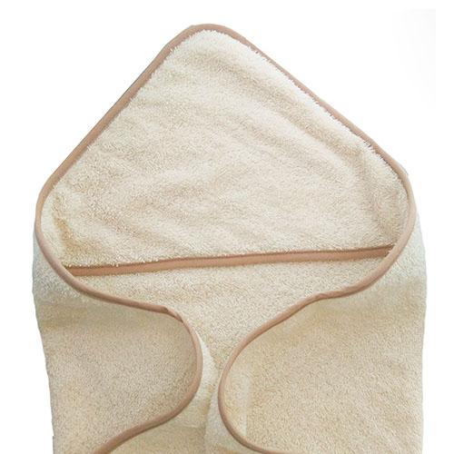 capa de baño bebé bordados lisa