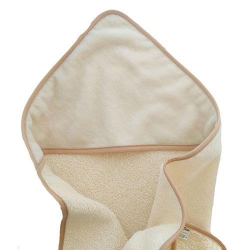 capa de baño bebé terciopelo